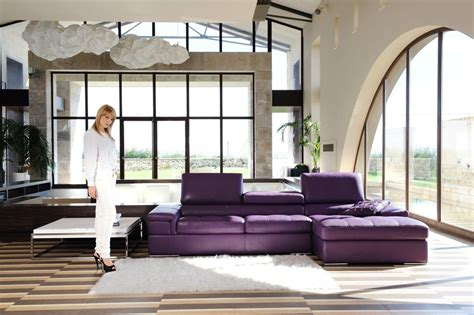 contemporary italian leather sectional sofas contemporary italian leather sectionals reno nevada