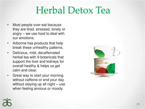 Detox Tea Me Tired by Ppt Healthy Living Powerpoint Presentation Id 1668014