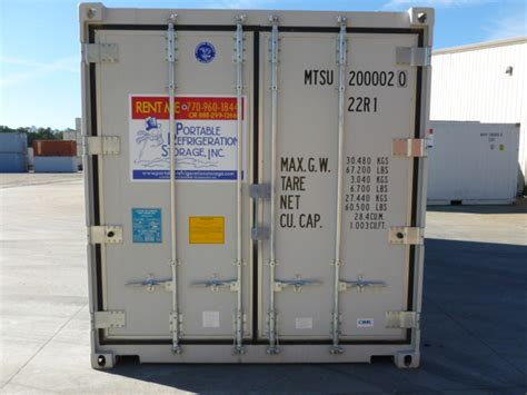 Freezer Container 20 20 ft refrigerated containers refrigerated cargo