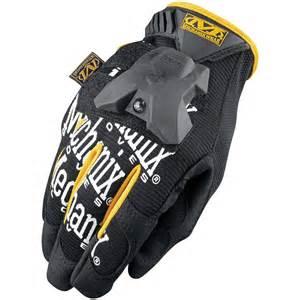 mechanix wear 174 the original 174 glove light black 227007