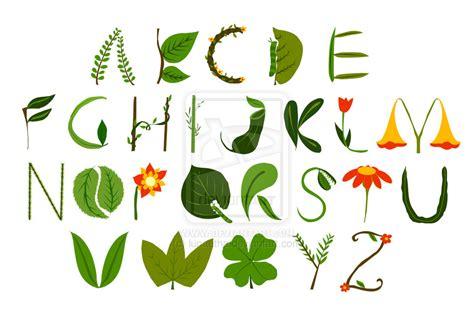 typography flowers stefani