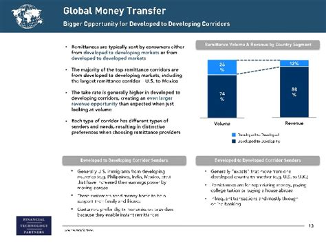 global money transfer ft partners research global money transfer emerging trends and cha