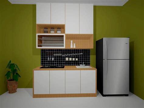 jual kitchen set minimalis murah  kota tangerang nota