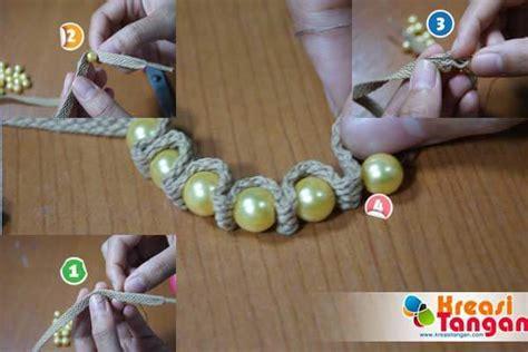 belajar membuat gelang dari tali sepatu cara membuat gelang dari tali sepatu dan gelang tali warna