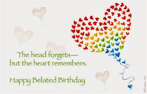 Late Happy Birthday Wishes Belated Birthday Wishes Messages Greeting Cards