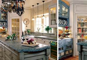 Luxurious ideas of country kitchen designs french country kitchens