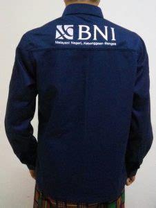Baju Fashion Putih List Abu Logo 702193 seragam kerja bank ternyata memiliki nilai filosofis loh fashion garmen