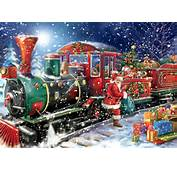 Christmas Train Pictures  Galleryhipcom The Hippest Galleries