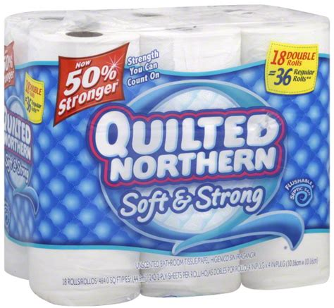 Northern Quilt by New Quilted Northern Bath Tissue Roll Coupon