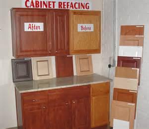 Kitchen Cabinet Refacing Designs » Home Design 2017