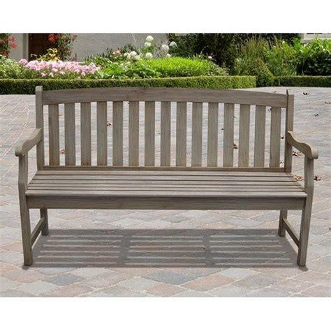 grey garden bench where to buy renaissance wood garden bench finish grey