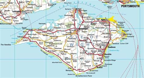 printable road map of isle of wight supremacy and survival the english reformation martyrs