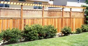 Fencing Trellis Top trellis for fence fences