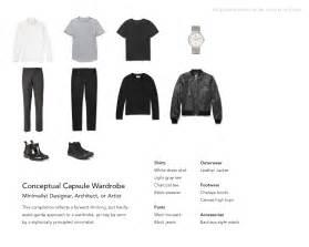 minimalist capsule wardrobe malefashionadvice