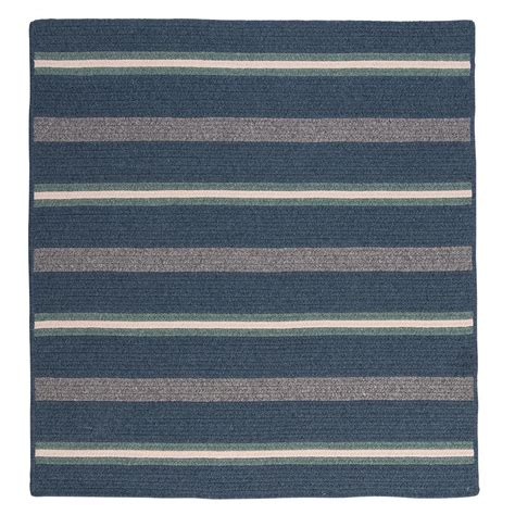 10 X 10 Ft Square Rug - colonial mills primrose denim 10 ft x 10 ft square area