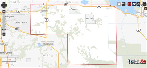 Address By County Search Hendry County Florida Property Search And Interactive Gis Map
