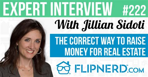 what is the best way to raise a the correct way to raise money for real estate flipnerd