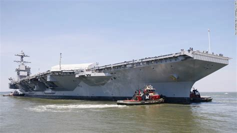 u boat aircraft carrier u s navy s new 13b aircraft carrier can t fight