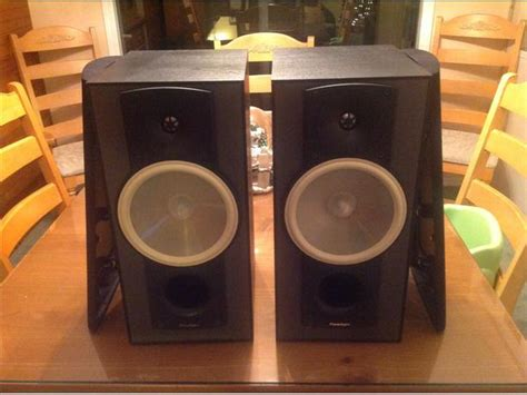 paradigm titan monitor v 5 bookshelf speakers cbell