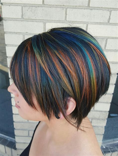 hair foil color ideas 243 best images about hair ideas on pinterest pixie