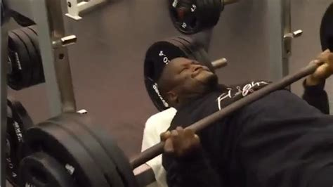 james harrison bench press james harrison s reverse grip bench press is impressive