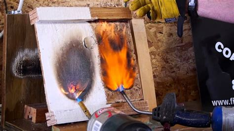 fireproof paint for wood protection coatings