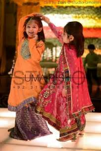 Kids fancy dresses in pakistan are mostly consist of short shirt with