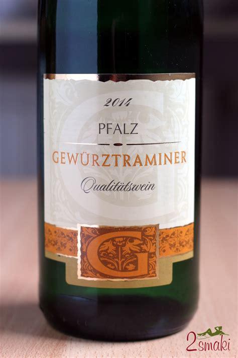 Ra Wina pfalz gewurztraminer fajne codzienne wino 2smaki pl