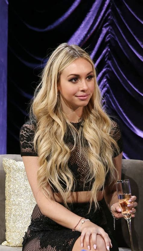Corinne Olympios' Boyfriend: I'm Standing By Her!   The