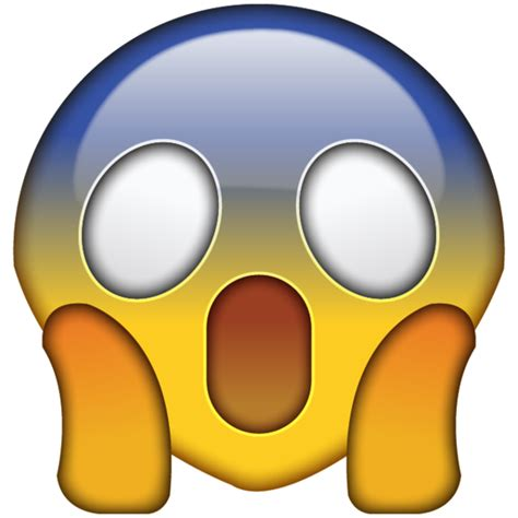 emoji wallpaper png omg face emoji png shocked and scared by something