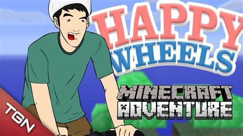 full download happy wheels the minecraft adventure happy wheels minecraft adventure youtube