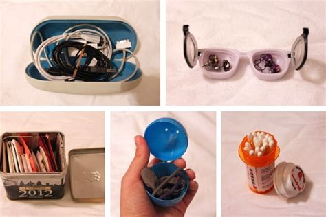 packing hacks knick knack containers and other storage hacks her