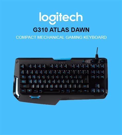 Gaming Mechanical Keyboard Logitech G310 logitech g310 atlas compact mechanical gaming