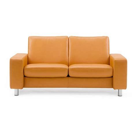 low loveseat pause two seat low back loveseat by stressless