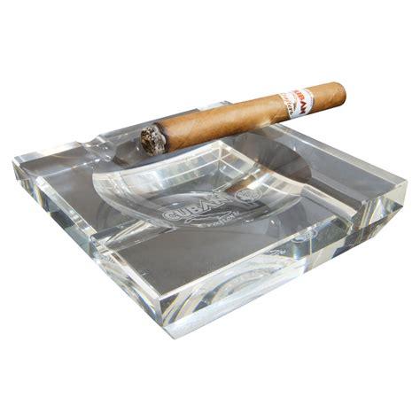 crystal ashtray crystal cigar ashtrays