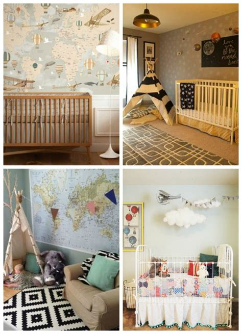travel theme travel themed nursery ideas thenurseries