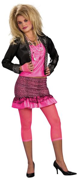 80s groupie costume women s 80s groupie costume 80s fashion costumes