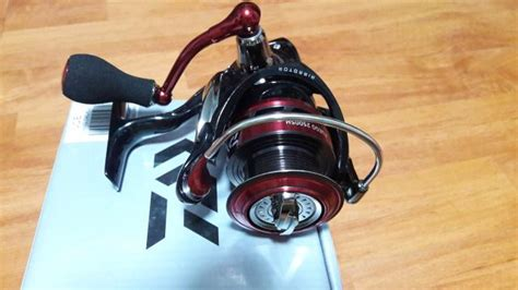 Daiwa Legalis 2500sh daiwa fuego 2500sh fishingkaki classifieds
