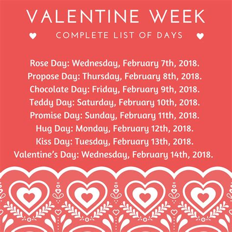 promise day week s week 2018 when to celebrate day