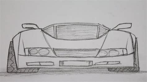 wie zeichnet ein haus wie zeichnet ein auto vorne