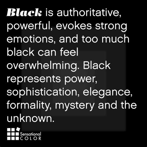 black archives sensational color
