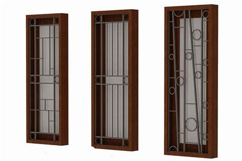Gordyn Standar Ukuran Pintu 100x220 Berkualitas teralis jendela teralis jendela
