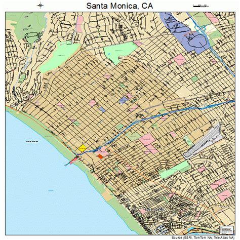 where is santa california on the map santa california map 0670000
