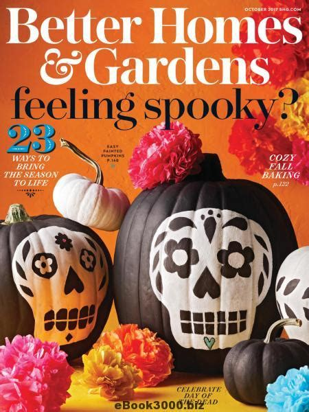 house and garden magazine usa better homes and gardens usa october 2017 free pdf
