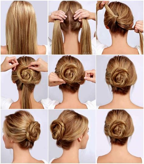Different Bun Hairstyles different bun hairstyles hairstyles ideas