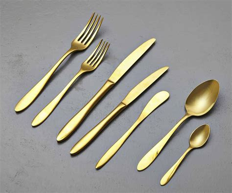 gold uk gold cutlery