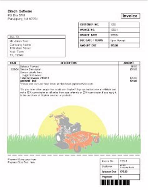 lawn care bid sheets free lawn care contract forms dtk templates