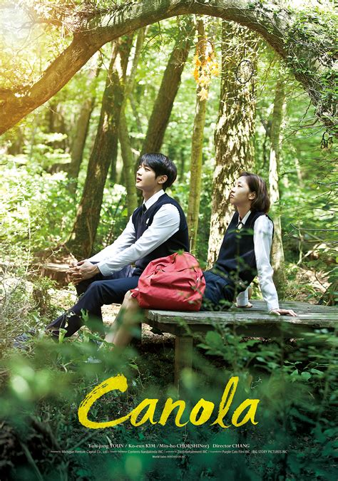 film korea canola photos added new english posters and stills for the