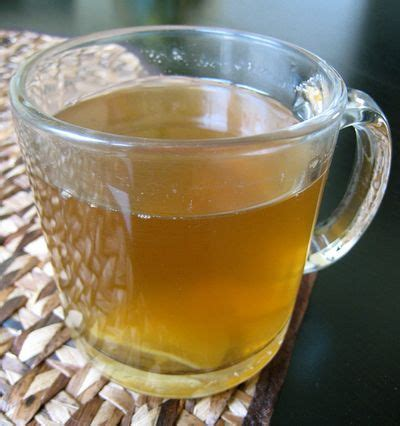 salabat filipino quot tea quot ginger brown sugar water
