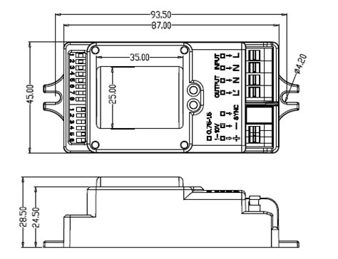 led drivers 0 10v dimming wiring diagram led wiring